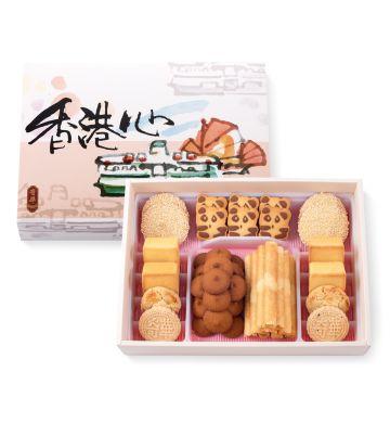 「香港心」礼盒