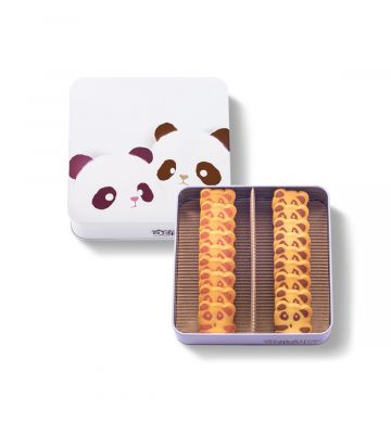 Assorted Panda Cookies (18pcs)