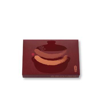 奇華切肉臘腸(10條裝)