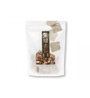Crunchy Dark Brown Sugar Almond Candy (180g)