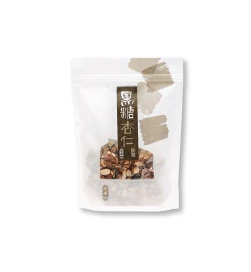 黑糖杏仁脆糖 (180克)