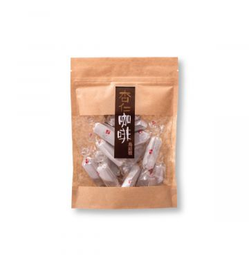 Coffee Nougat with Almond (14pcs)