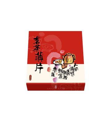 什錦茗茶薄片禮盒
